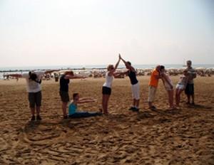 Team-building Barcelona